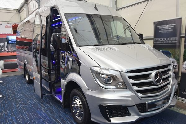 MERCEDES SPRINTER 519 XXL LUXURY LINE 2018