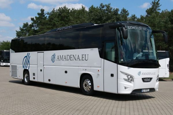 Tourist coach VDL FUTURA / FHD2-129 LHD / EURO 6,  2018