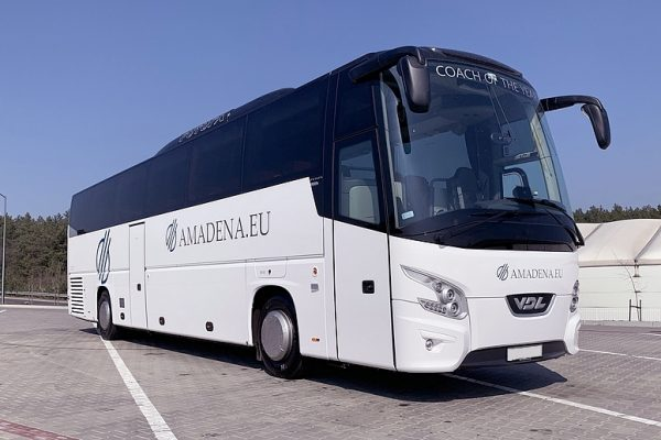 PREMIUM tourist coach VDL FUTURA / FHD2-129 LHD / EURO 6, 2019