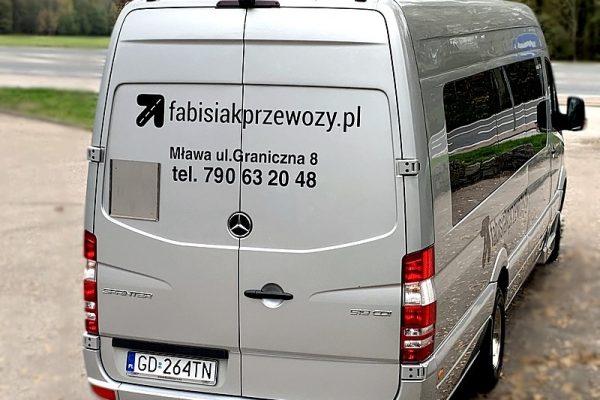 Minibus Mercedes Sprinter 519